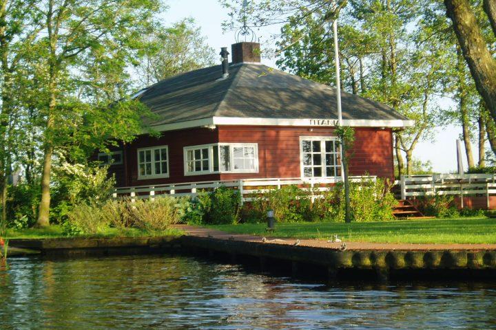 Ferienhaus Titania (Alde Feanen)