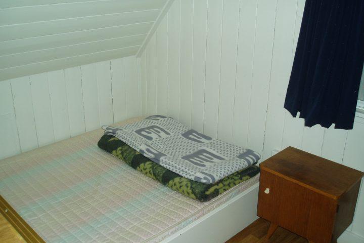 Ferienhaus 't Swellenêst Schlafzimmer