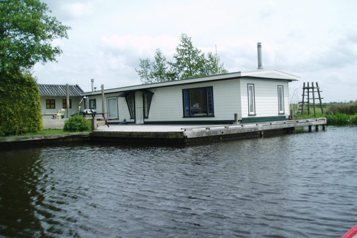 Hausboot Bearnelan