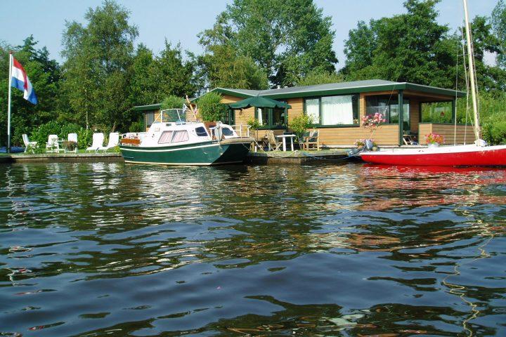 Hausboot Smidsfinne