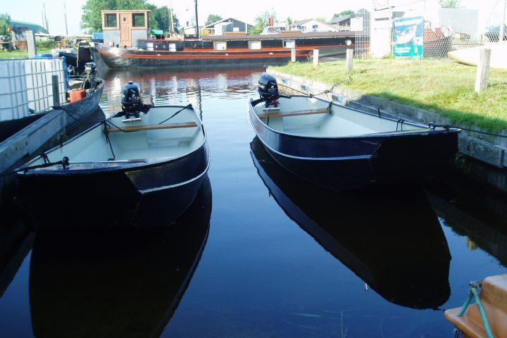 Tour- Fischerboot
